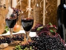 Вино из черной бузины