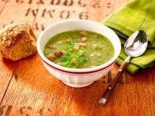Суп с кервелем