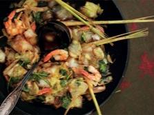Лемонграсс с морепродуктами