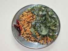 Муррайя к овощным блюдам