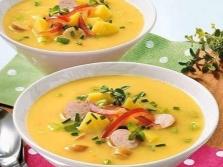 Голландский горчичный суп