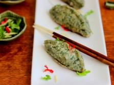 Тайские клецки с полынью