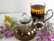 Чай с чабрецом с другими травами
