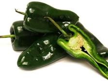 Чили перец Поблано