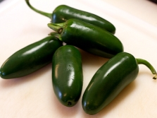 Чили перец халапеньо