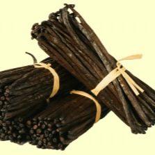 Высушенные стручки ванили