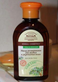 Розмариновое масло для волос