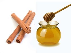 корица с медом для печени