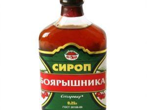 Сироп из боярышника: вкусный и полезный рецепт