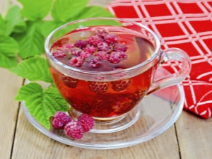 Чай с малиной: любимый вкус и здоровье от природы