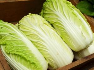 Как правильно резать пекинскую капусту?