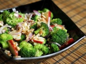 Как вкусно приготовить замороженную брокколи?