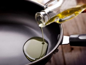 Можно ли жарить на оливковом масле?