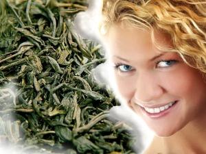 Зеленый чай для лица: свойства и особенности применения