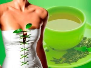 Зелёный чай: насколько калориен и как пить его для стройности?