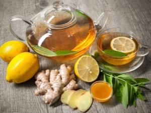 Чай с имбирем и лимоном: когда полезен, как можно приготовить и как правильно пить?