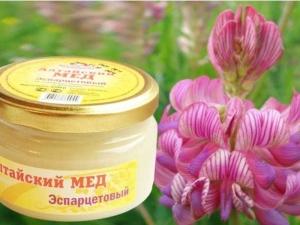 Эспарцетовый мед: польза, вред и особенности применения