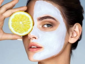 Готовим маски с лимоном