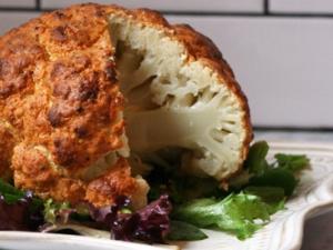 Как вкусно приготовить цветную капусту в духовке?