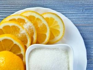 Лимон с сахаром: свойства и секреты приготовления