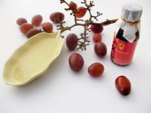 Масло виноградной косточки: свойства и применение