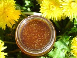 Характеристика натурального меда из цветочной пыльцы