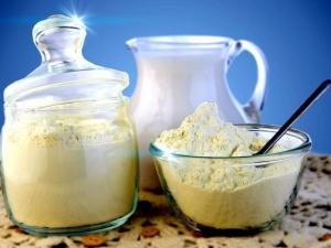 Из чего и как делают сухое молоко?