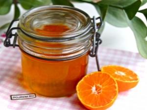 Как приготовить апельсиновый сироп?