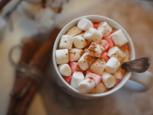 Как приготовить какао с маршмеллоу?