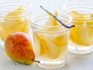 Как приготовить вкусный компот из груш?