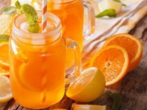 Компот из апельсинов: целебные свойства и рецепты