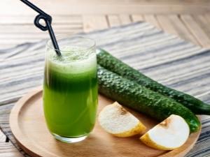 Огуречный сок: полезные свойства и способы применения