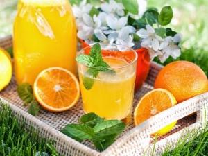 Рецепты лимонада из замороженных апельсинов