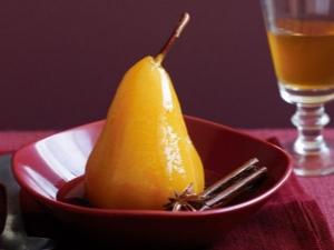 Рецепты приготовления карамелизированной груши