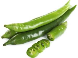 Зеленый острый перец: особенности и применение