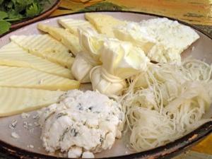 Армянский сыр: виды и рецепты приготовления