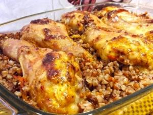 Гречка в духовке: особенности приготовления и рецепты