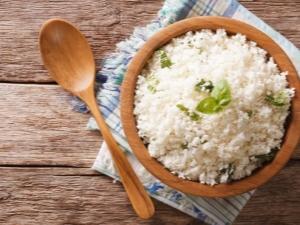 Как правильно сварить рис на гарнир?