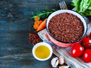 Как правильно варить красный рис?