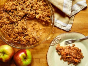 Какие блюда можно приготовить из яблок?