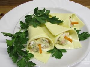 Рецепты блюд из плавленного сыра