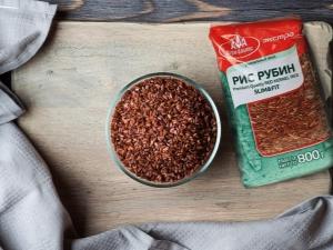 Рис «Рубин»: польза и вред, способы приготовления