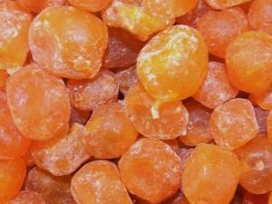Сушеные мандарины: как называются, свойства, приготовление и применение