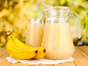 Готовим компот из бананов