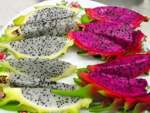Как правильно есть питахайю – драконий фрукт?