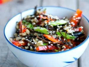 Как приготовить морскую капусту?