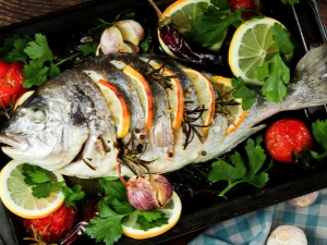 Как приготовить дорадо в духовке?