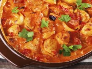 Особенности приготовления индейки в томатном соусе