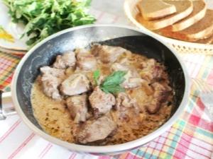 Рецепты приготовления печени индейки на сковороде