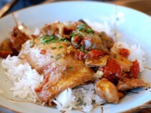 Как приготовить курицу по-итальянски?